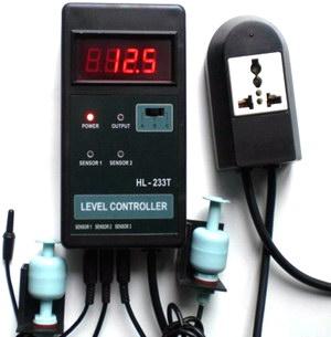 HL-233 Top Off Auto Aquarium Water Level Controller 110v//220v//240v 50//60hz