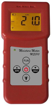 MC-7825S Search Type Digital Wood Fiber Soil Moisture Meter Tester New